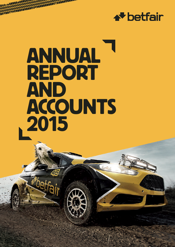 Betfair Group Plc (merged to become Paddy Power Betfair PLC)   annual report