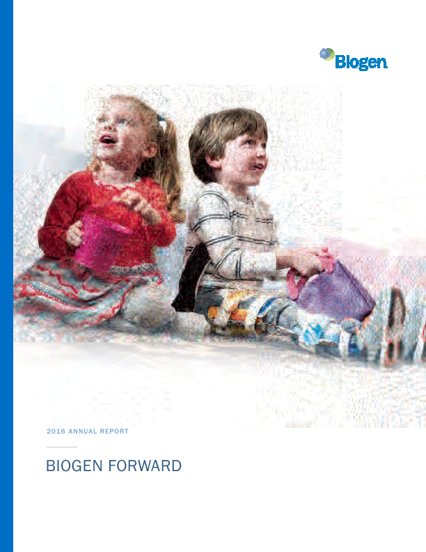 Biogen Inc.   annual report