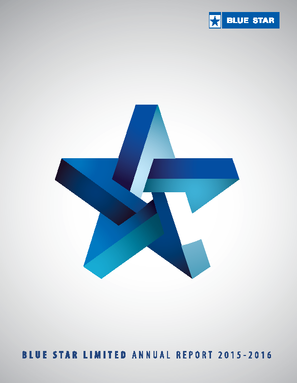 Blue Star   annual report