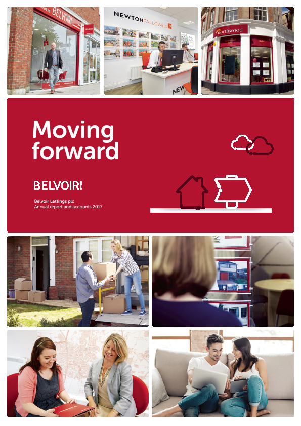 Belvoir Lettings Plc   annual report