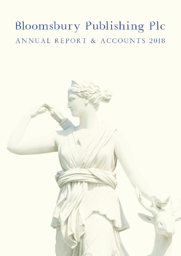 Bloomsbury Publishing   annual report