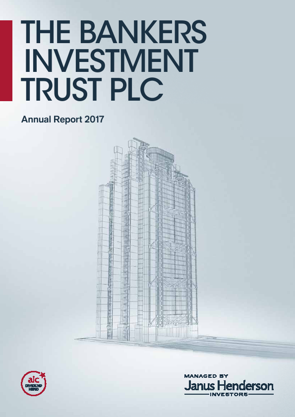 Bankers Investment Trust   annual report