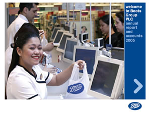 Boots   annual report