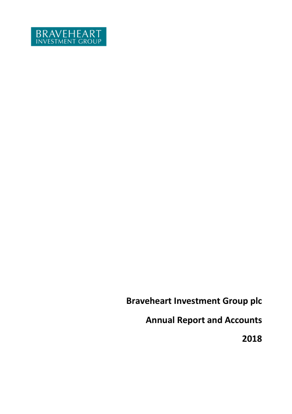 Braveheart Investment Group   annual report