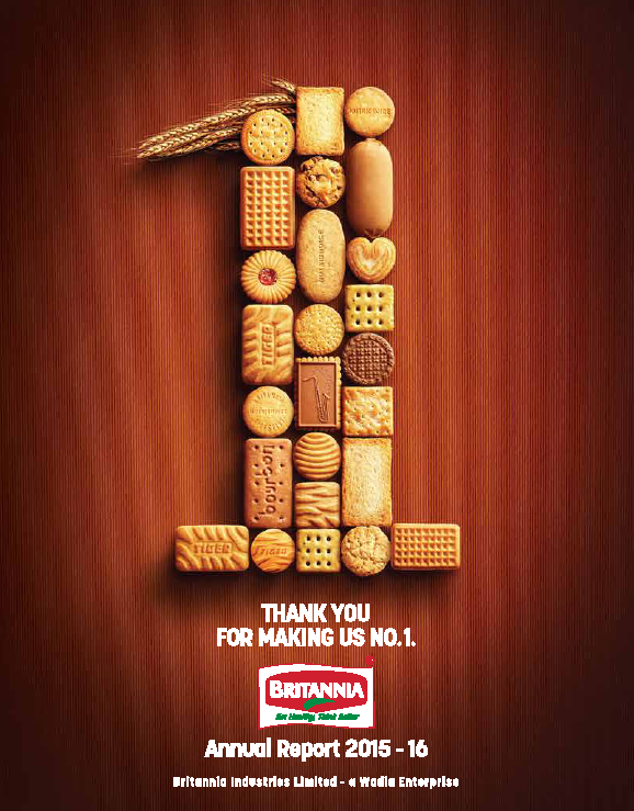 Britannia Industries   annual report