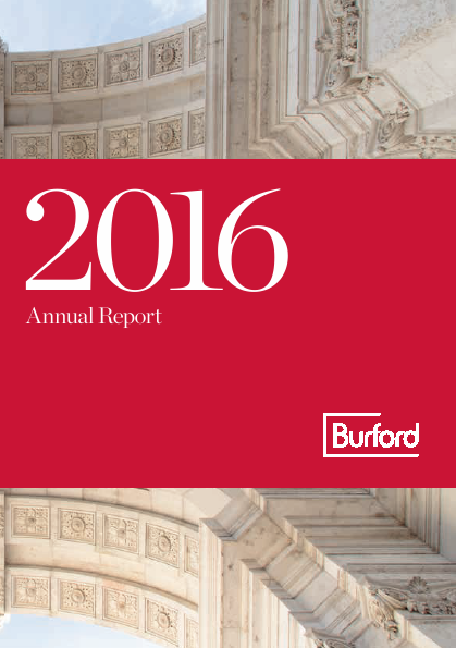Burford Capital Ltd   annual report