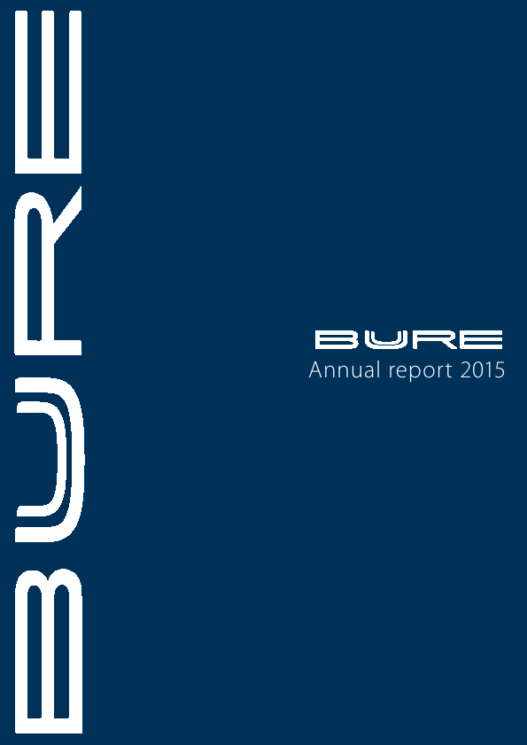 Bure Equity   annual report