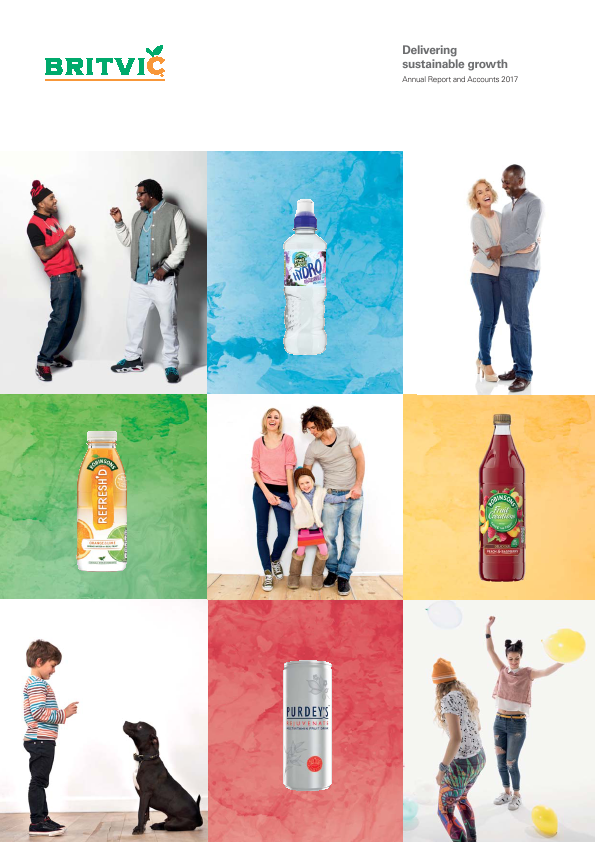 Britvic   annual report