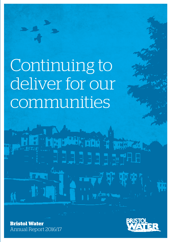Bristol Water   annual report