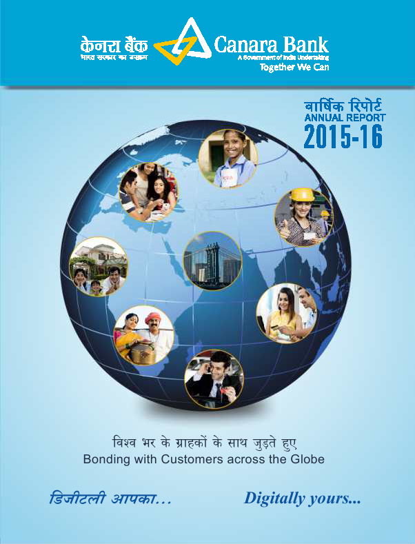Canara Bank   annual report