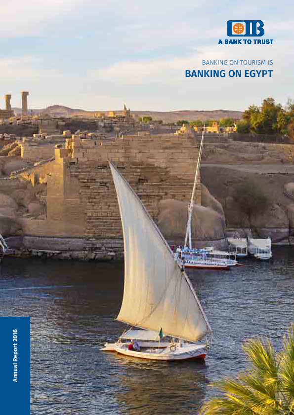 Commercial Intl Bank(Egypt) SAE   annual report