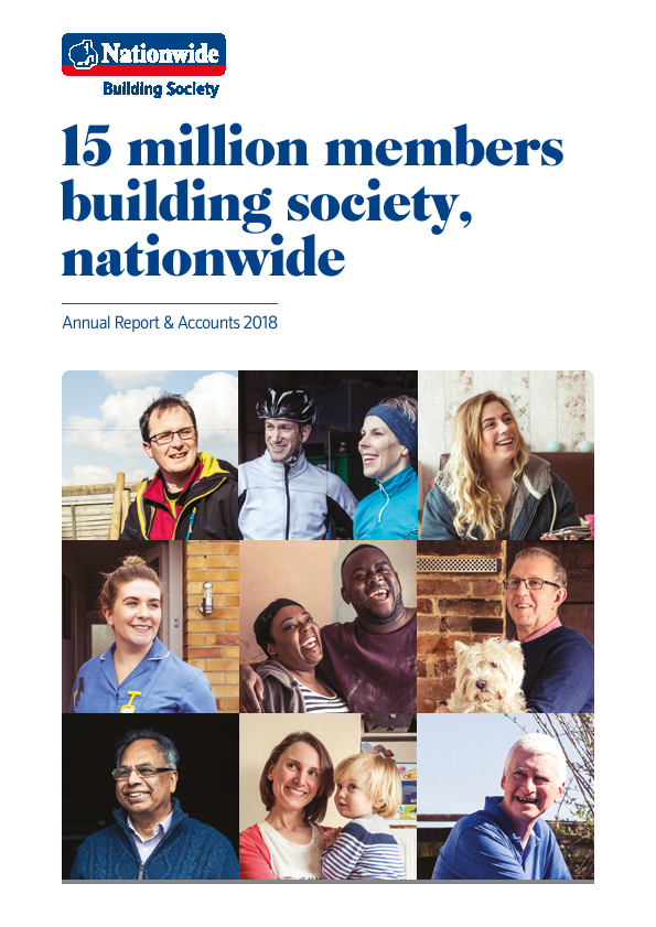 Nationwide Building Society   annual report