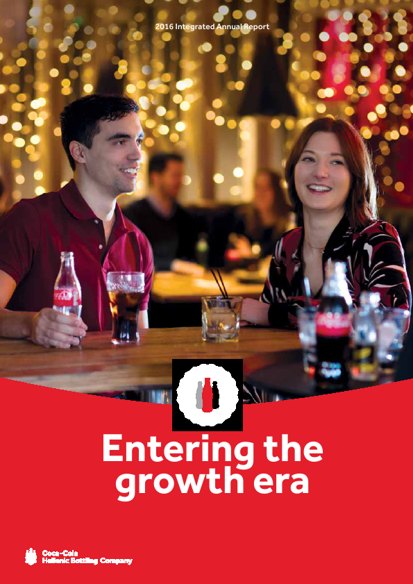 Coca-cola HBC AG   annual report