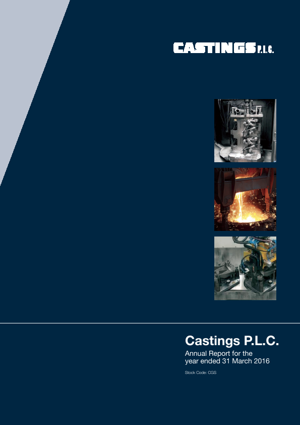 Castings   annual report