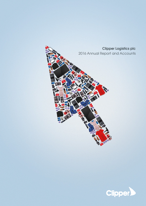 Clipper Logistics Plc   annual report