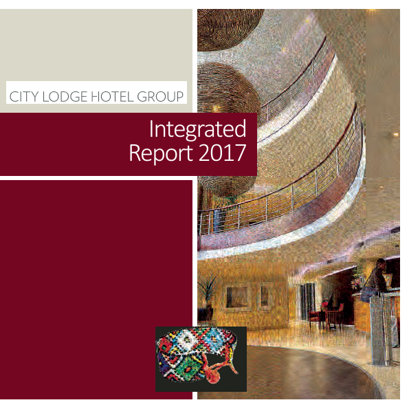 City Lodge Hotels   annual report