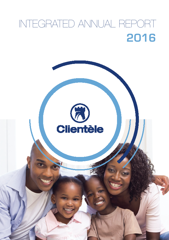 Clientele   annual report