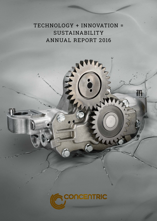 Concentric   annual report