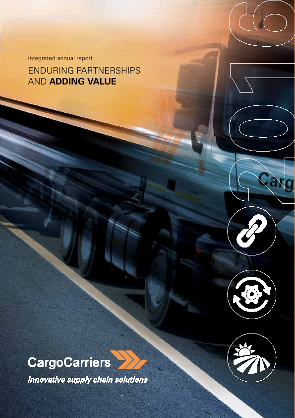 Cargo Carriers   annual report