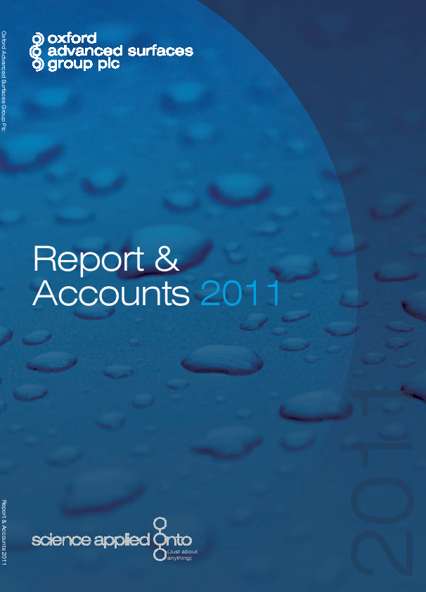 Cronin Group Plc   annual report