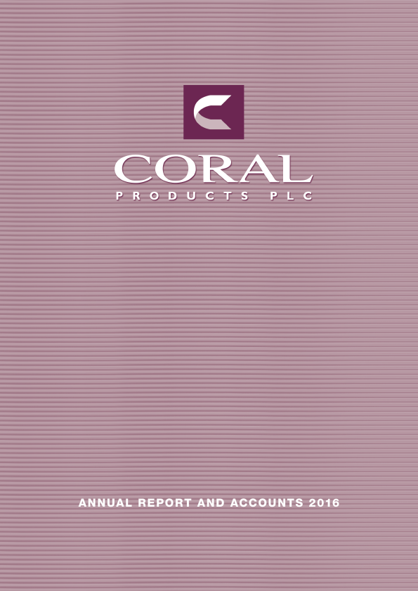 Coral Products   annual report