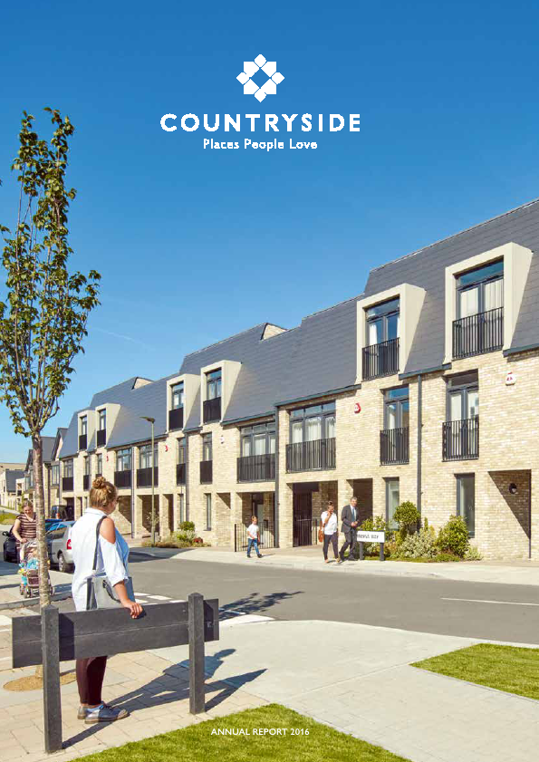 Countryside Properties   annual report