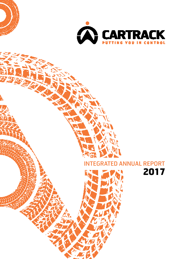 Cartrack Holdings   annual report
