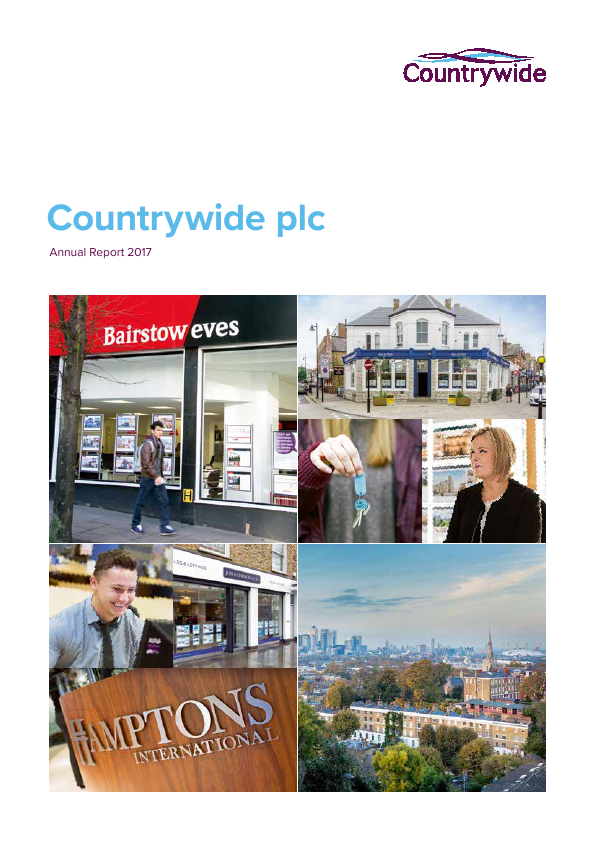 Countrywide Plc   annual report