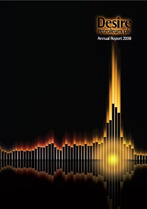 Desire Petroleum   annual report