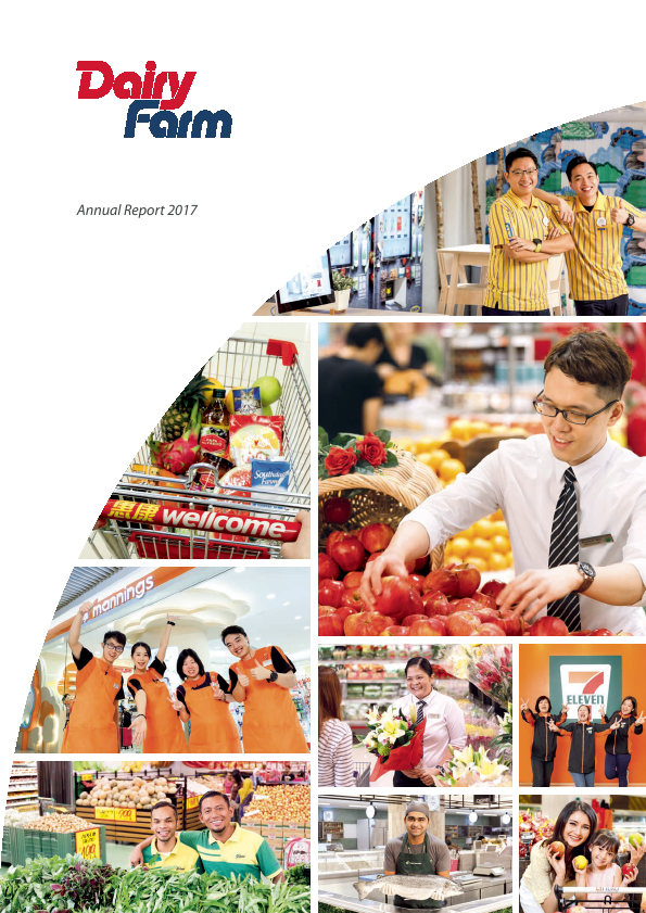 Dairy Farm International Holdings   annual report