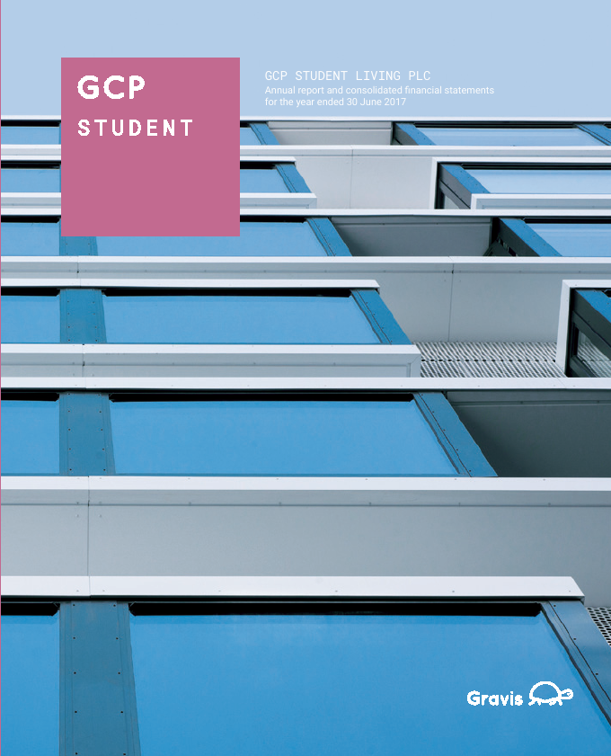 GCP Student Living Plc   annual report