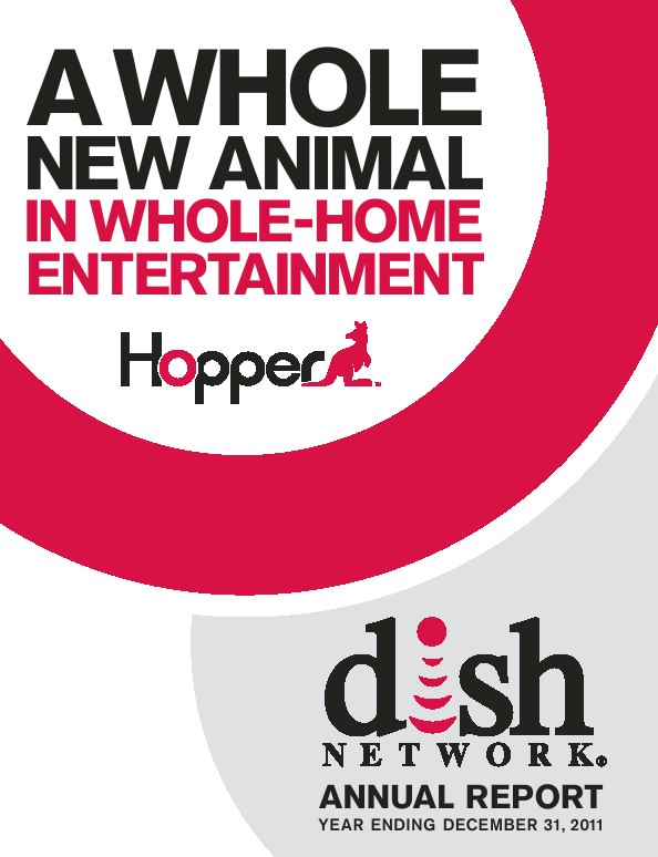 Dish Network Corporation   annual report