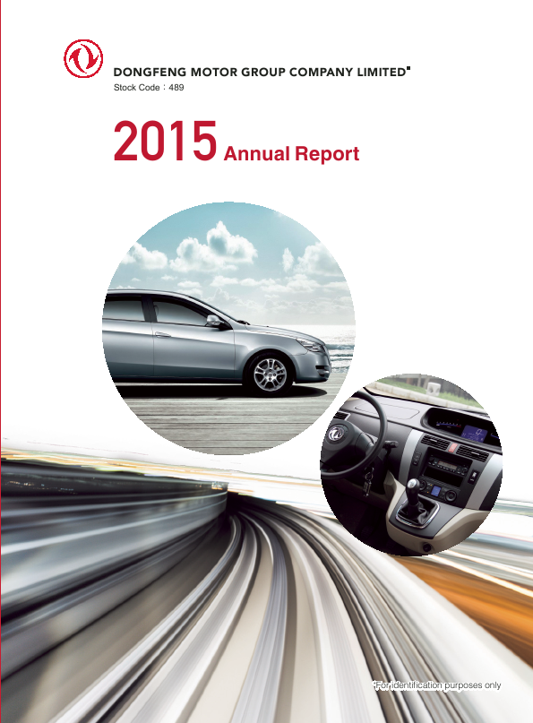 Dongfeng Motor Group   annual report