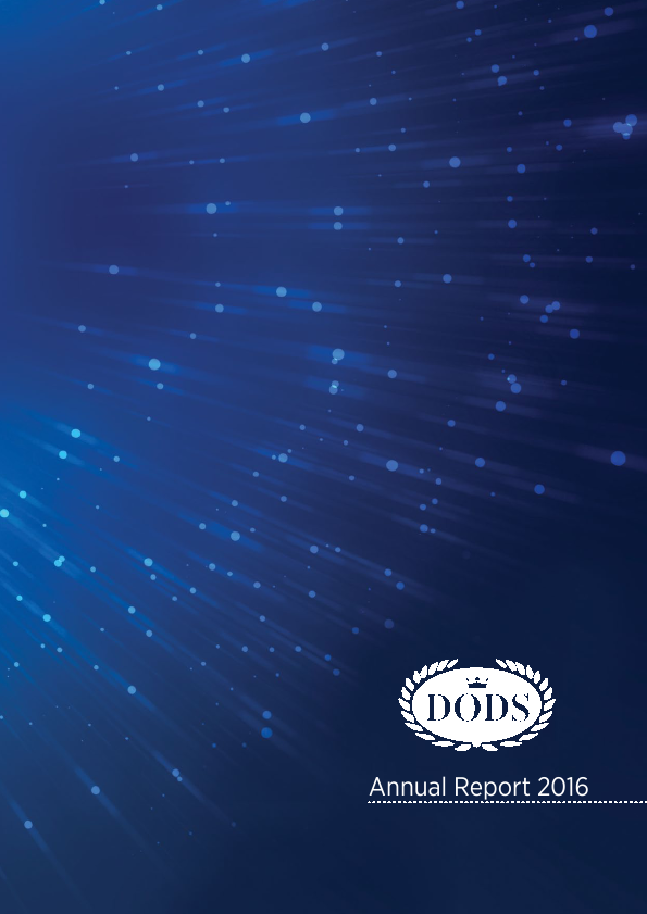 Dods(Group)plc   annual report
