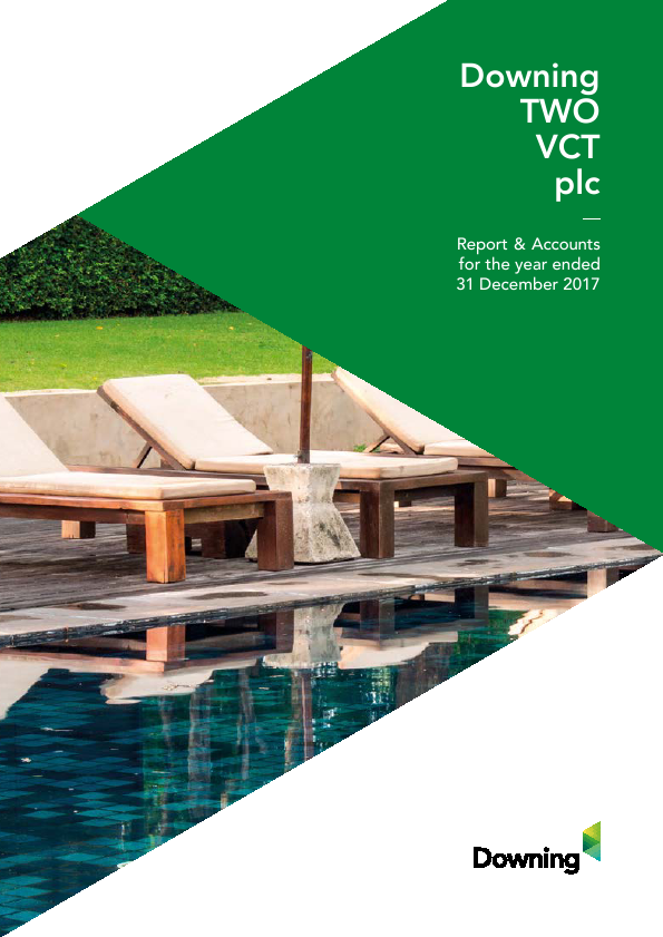 Downing Two VCT Plc   annual report