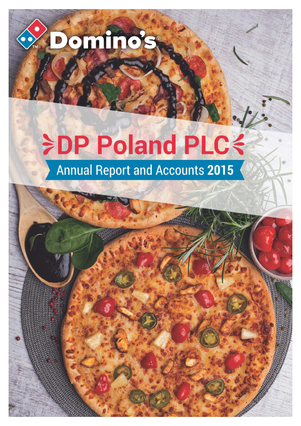Dp Poland Plc   annual report