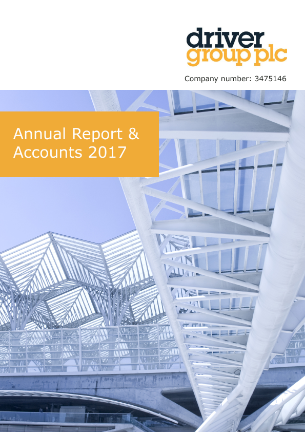 Driver Group   annual report