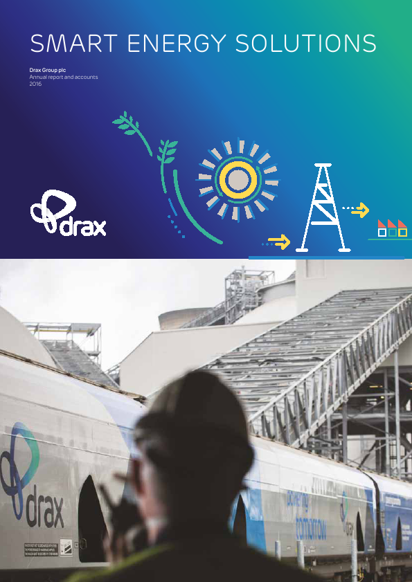 Drax Group   annual report