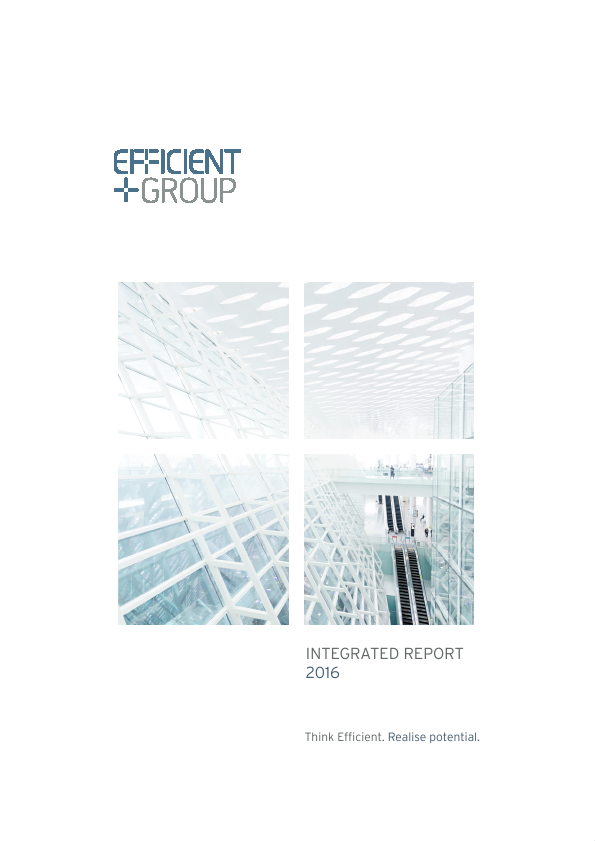 Efficient Group   annual report
