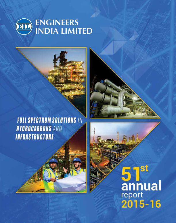 Engineers India   annual report