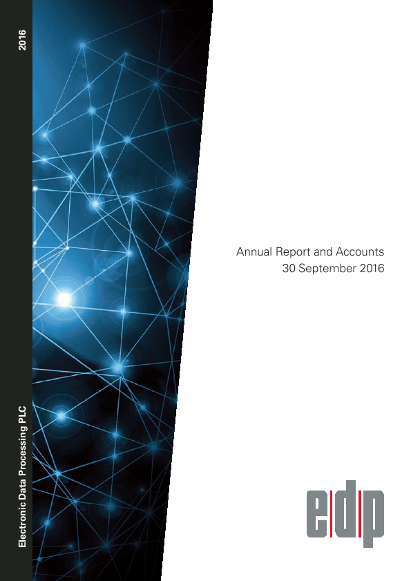 Electronic Data Processing Plc   annual report