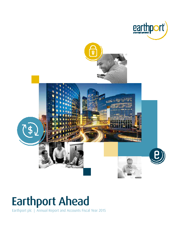 Earthport Plc   annual report