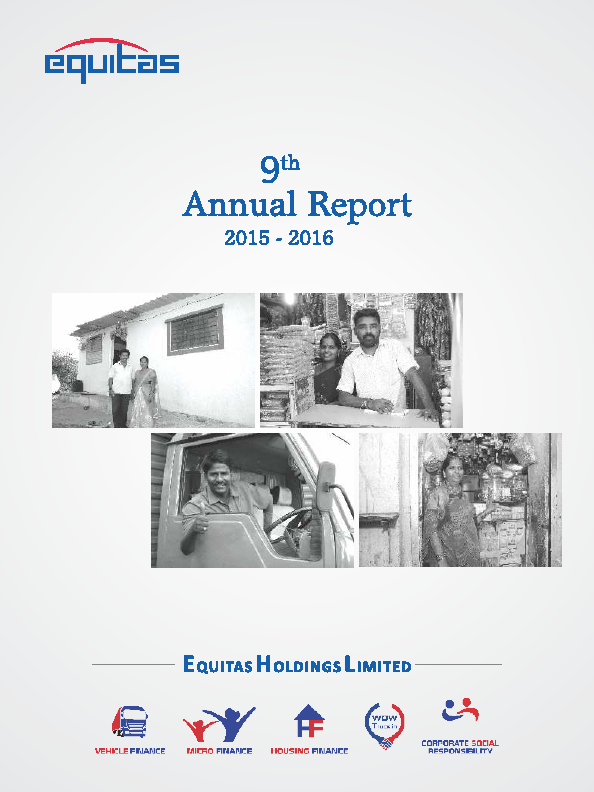 Equitas Holdings   annual report
