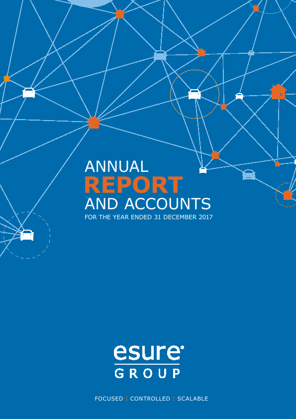 Esure Group Plc   annual report