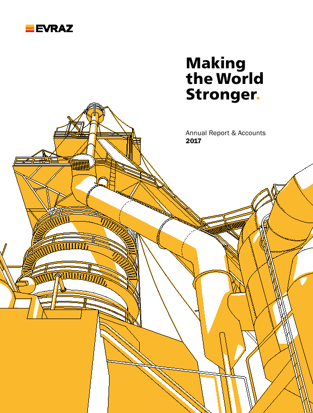 Evraz Plc   annual report