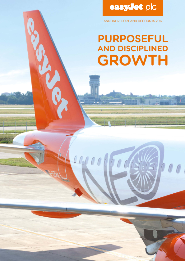 Easyjet   annual report