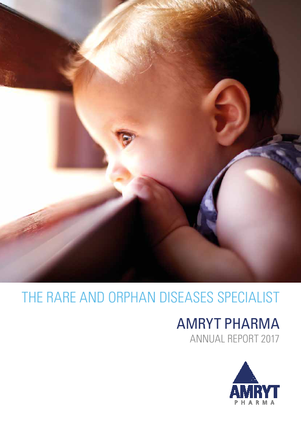 Amryt Pharma (formally Fastnet Equity)   annual report