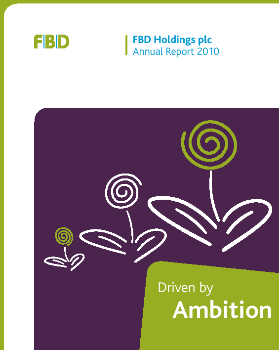 FBD Holdings   annual report
