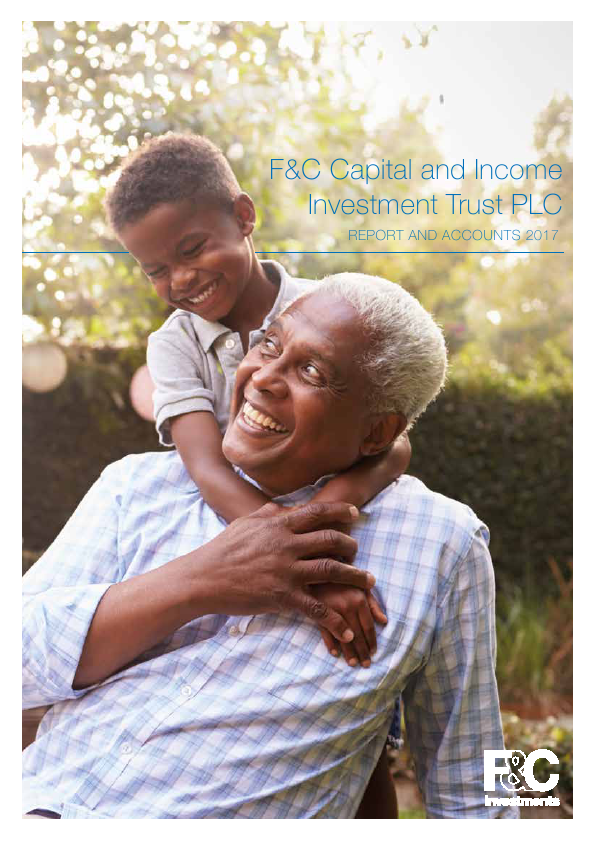 F&C Capital & Income Investment Trust   annual report