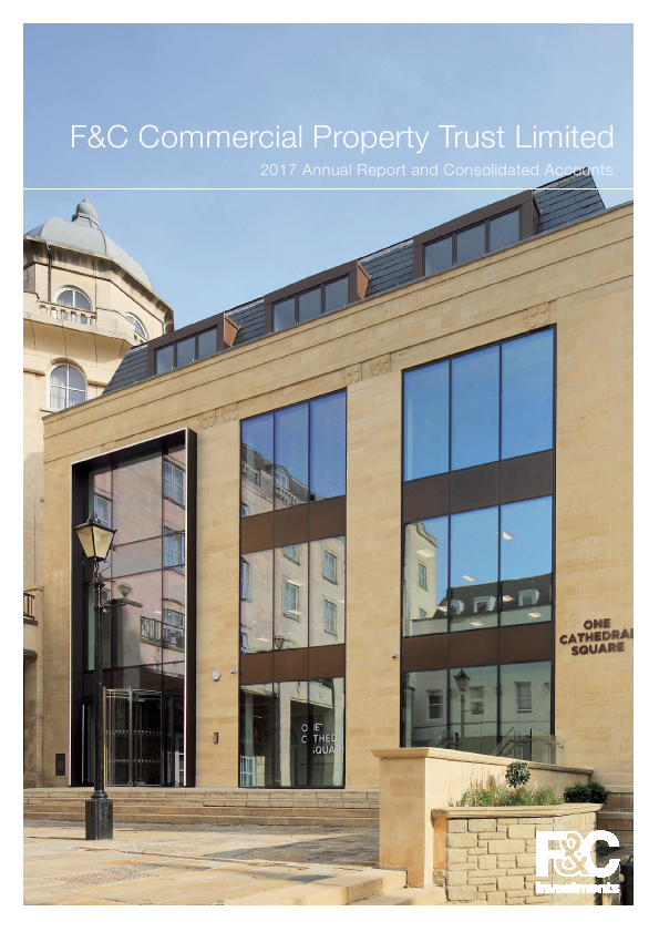F&C Commercial Property Trust Limited   annual report